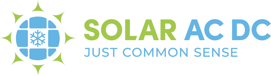 Solar AC DC
