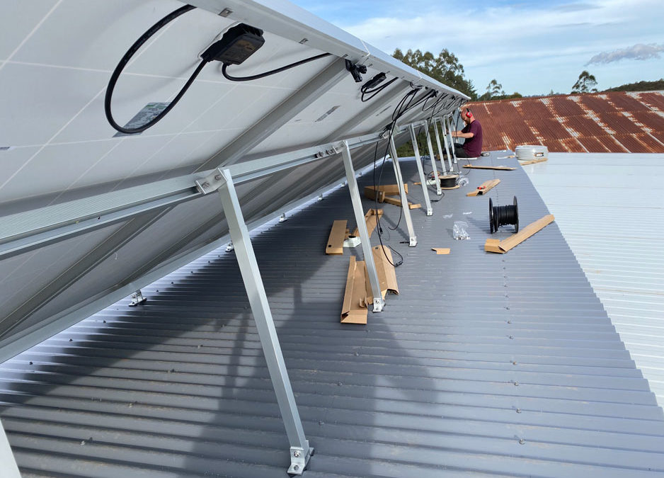 Solar Powered air conditioning set to cool this Aussie summer